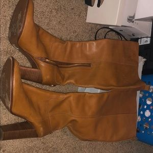 Tory Burch boots!